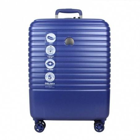 Trolley valise cabine avec roues DELSEY Caumartin DELSEY - 1