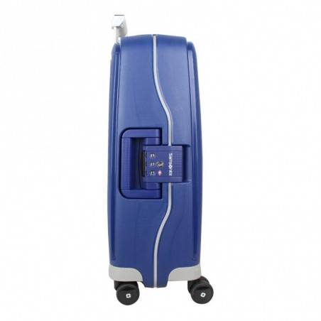 Valise trolley cabine Samsonite S'Cure Spinner 55 bleu SAMSONITE - 2