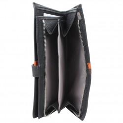 Tout en un en cuir bande bicolore Texier Fabrication France TEXIER - 2