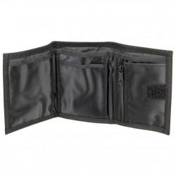 Porte monnaie et cartes DDP cuir et toile  DDP - 2