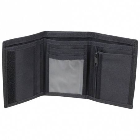 Porte monnaie et cartes DDP cuir et toile B3339 DDP - 2
