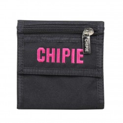 Porte monnaie toile brodée Chipie CHIPIE - 1