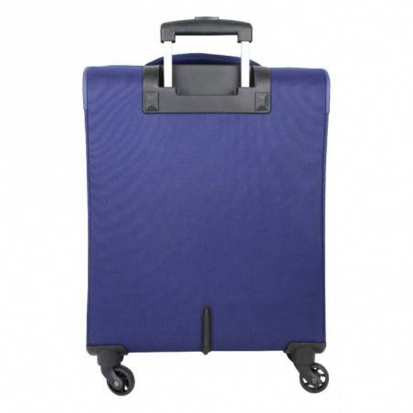 Valise cabine 4 roues toile American Tourister Holiday bleu AMERICAN TOURISTER - 4