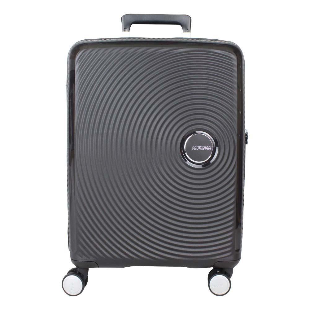 Valise cabine rigide 4 roues American Tourister Soundbox noir AMERICAN TOURISTER - 1