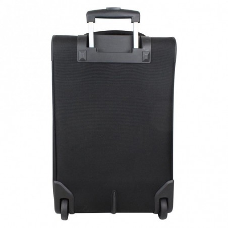 Valise trolley cabine 2 roues toile American Tourister Holiday Heat noir