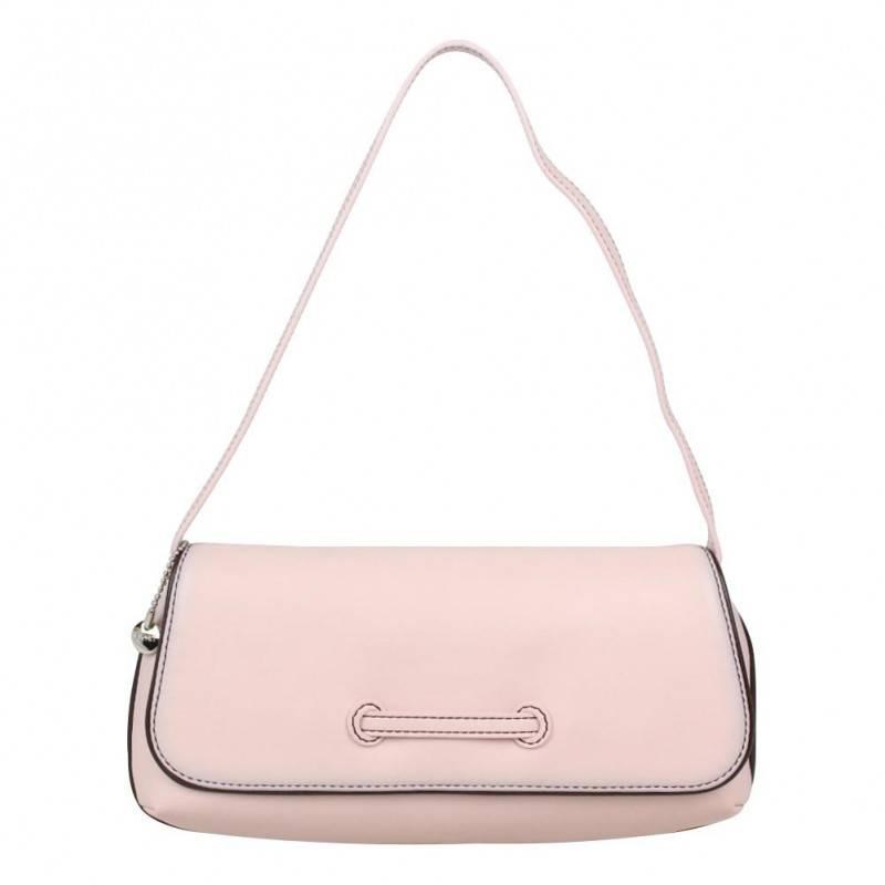 Petit sac épaule Esprit vieux rose et marron ESPRIT - 1