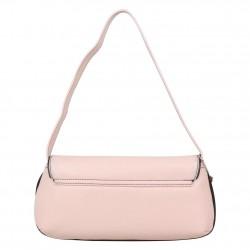Petit sac épaule Esprit vieux rose et marron ESPRIT - 3