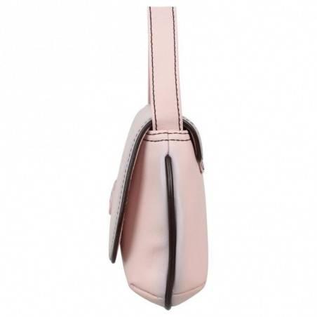 Petit sac épaule Esprit vieux rose et marron ESPRIT - 2