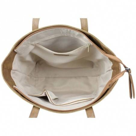 Grand sac cabas  PATRICK BLANC - 4