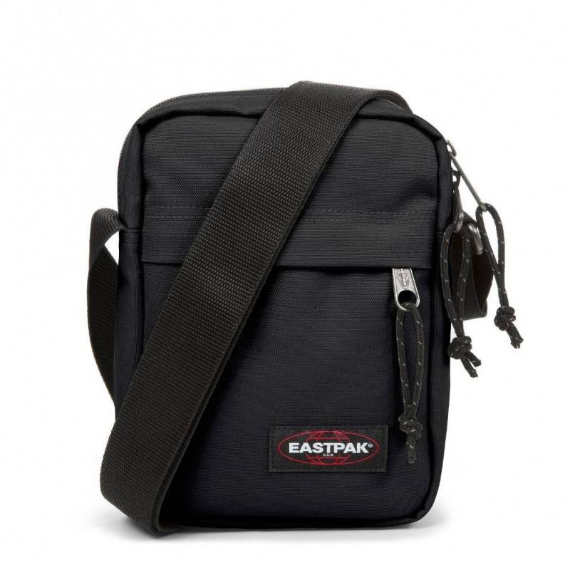 Pochette bandoulière Eastpak EK045 008 The One noir EASTPAK - 1