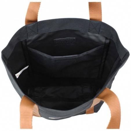 Petit sac tote bag noir motif imprimé singe Paul Frank A DÉCOUVRIR ! - 2