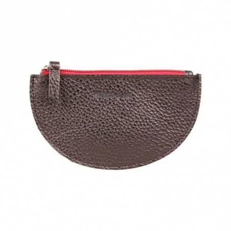 Porte monnaie femme Patrick Blanc cuir métallisé B60 PATRICK BLANC - 2