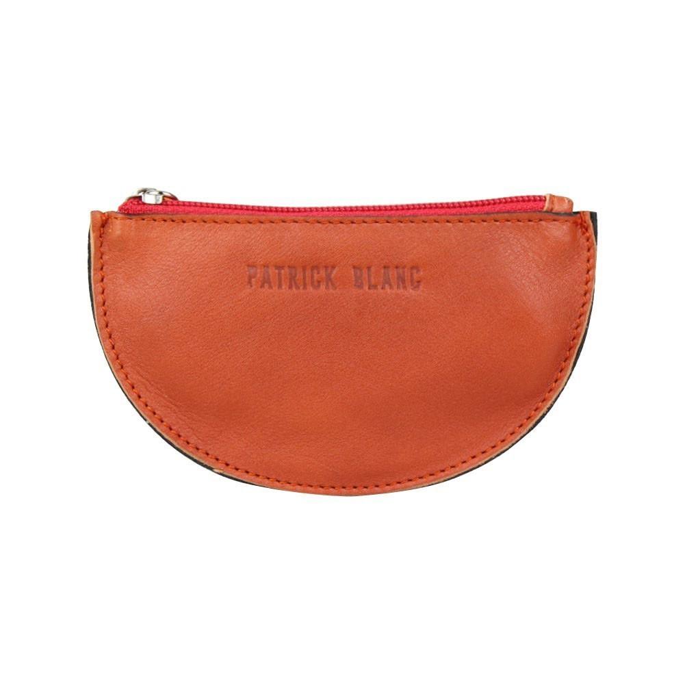 Porte monnaie femme Patrick Blanc cuir métallisé B60 PATRICK BLANC - 1