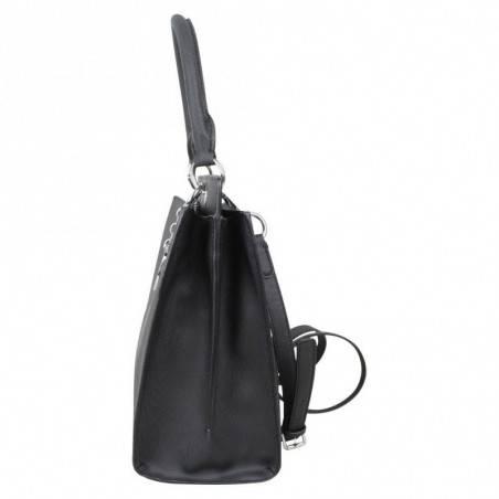 Sac à main shopping Satchel Bag Lacoste NFDC noir LACOSTE - 3