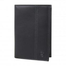 Portefeuille porte monnaie rugby cuir Serge Blanco rom21021 SERGE BLANCO - 1