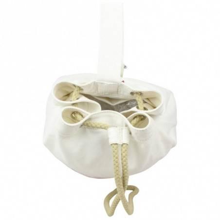 Sac à dos matelot toile coton Levi's 1 bandoulière beige LEVI'S - 3
