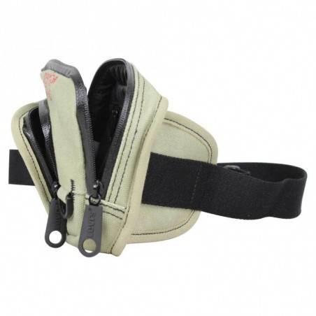 Pochette ceinture banane plate toile Levi's beige LEVI'S - 2