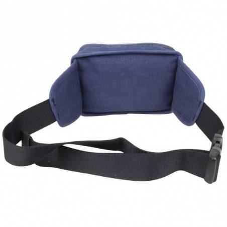 Pochette ceinture banane plate toile Levi's bleu marine LEVI'S - 2