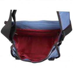 Pochette besace à rabat bandoulière toile nylon Levi's bleu LEVI'S - 4