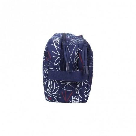 Trousse de toilette Lacoste NHNT motif imprimé Égyptien bleu marine