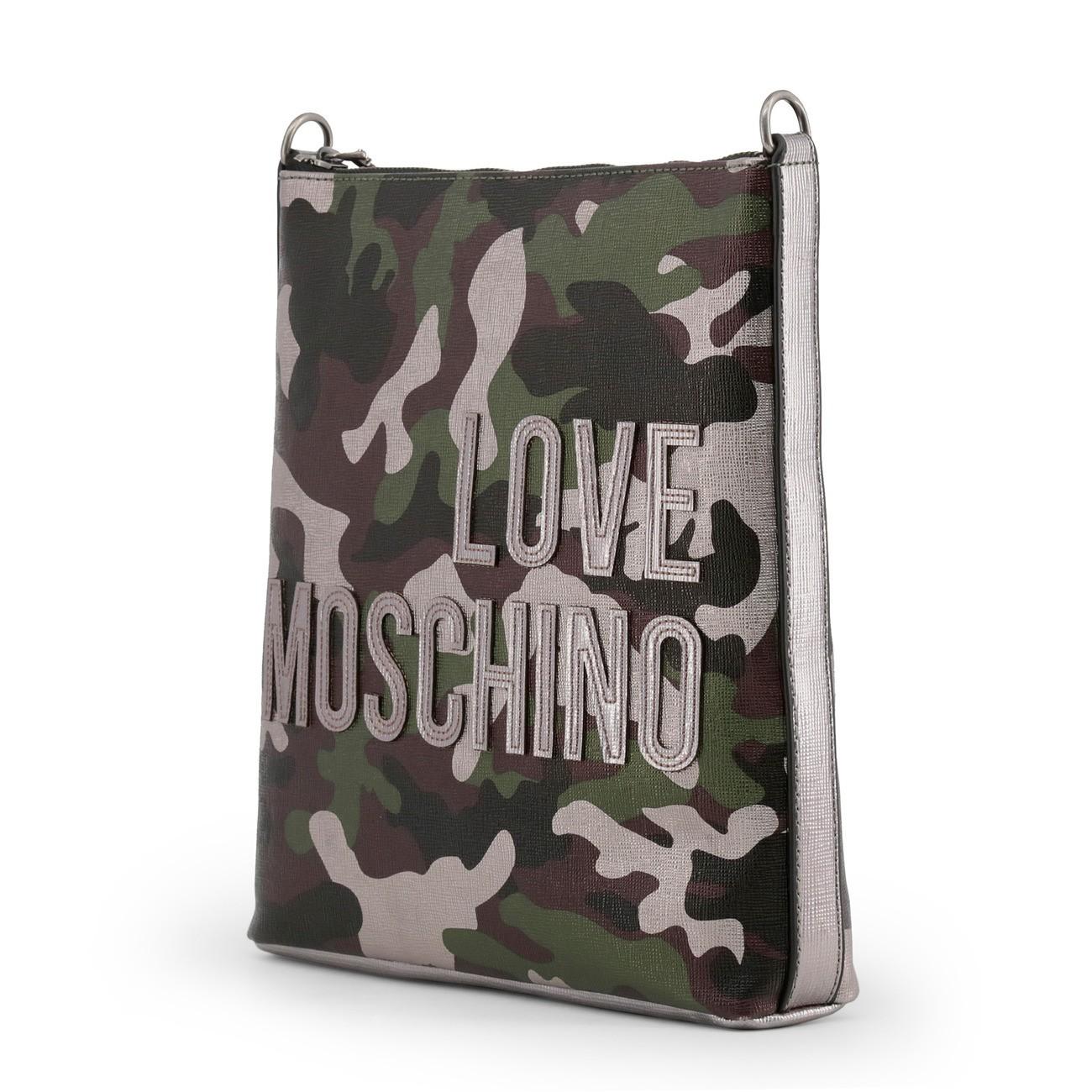 Moschino Love Sac Bandoulière Imprimé Militaire Camouflage Motif Aj5R4L