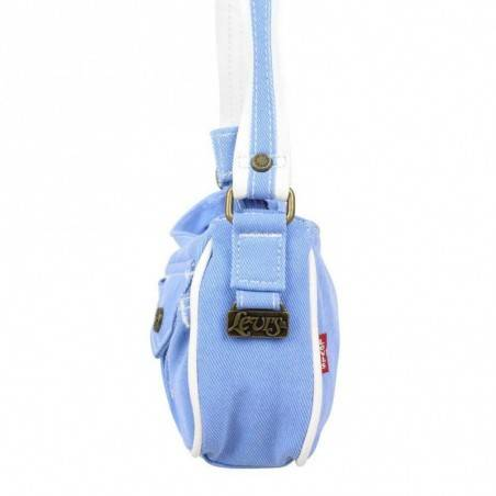 Petit sac épaule Levi's toile Bleue Roller LEVI'S - 2