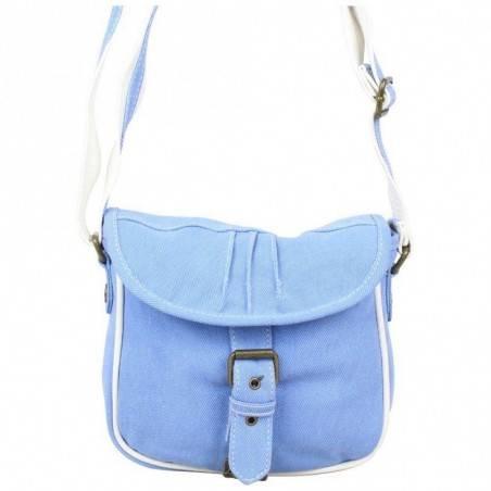 Petit sac bandoulière Levi's Bleu Denim Roller LEVI'S - 5