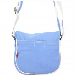 Petit sac bandoulière Levi's Bleu Denim Roller LEVI'S - 4