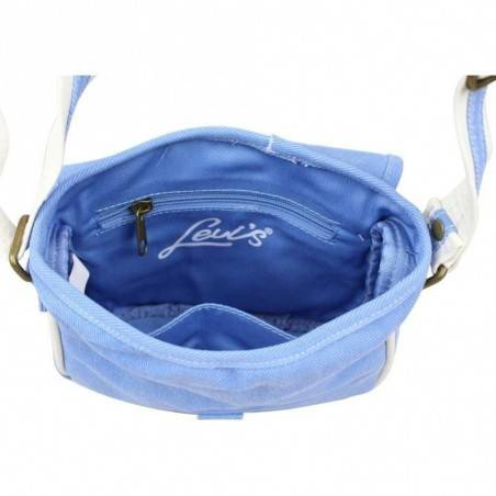 Petit sac bandoulière Levi's Bleu Denim Roller LEVI'S - 3
