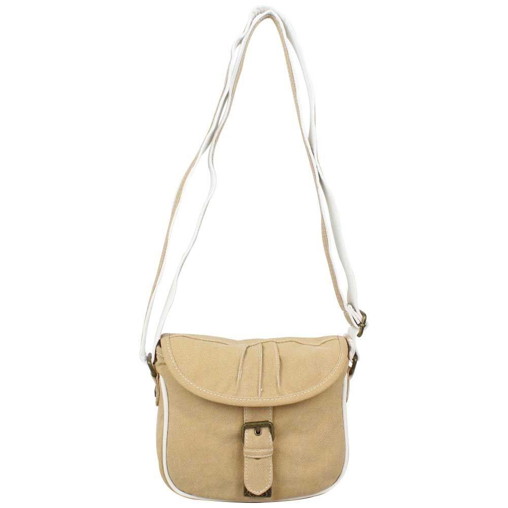 Petit sac bandoulière Levi's Beige Denim Roller LEVI'S - 1