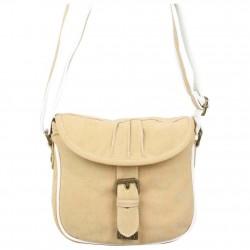 Petit sac bandoulière Levi's Beige Denim Roller LEVI'S - 2