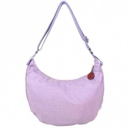 Sac extra plat demi lune toile nylon Levi's Lilas Violet Rank LEVI'S - 4
