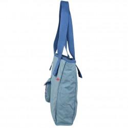 Sac cabas toile nylon Levi's bleu Rank LEVI'S - 2