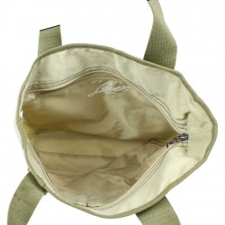 Sac cabas toile nylon Levi's beige Rank LEVI'S - 3