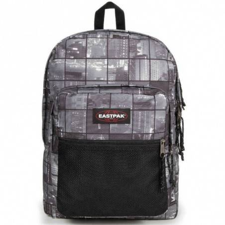 Sac à dos Eastpak Pinnacle motif gris EK060 49W Filtered Night EASTPAK - 1