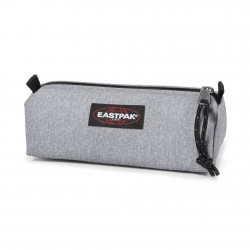 Trousse EASTPAK Ek372 Benchmark Single unie grise simple EASTPAK - 1