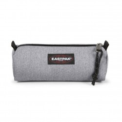 Trousse EASTPAK Ek372 Benchmark Single unie grise simple EASTPAK - 3