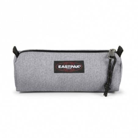 Trousse EASTPAK Ek372 Benchmark Single unie grise simple