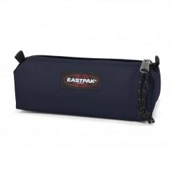 Trousse EASTPAK Ek372 Benchmark unie bleue marine simple EASTPAK - 1