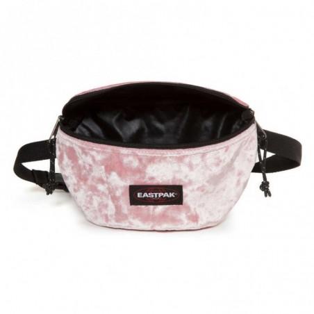 Pochette ceinture velours banane Eastpak EK074 84T Crushed Pink