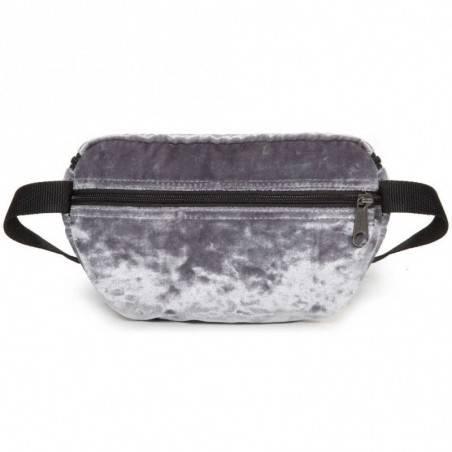 Pochette ceinture velours banane Eastpak EK074 85T Crushed Grey