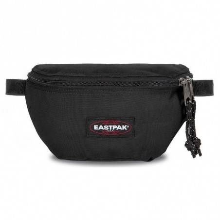 Petite pochette ceinture banane Eastpak EK074 008 Black Springer  EASTPAK - 7