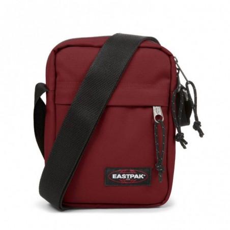 Pochette bandoulière Eastpak EK045 33T Brave Burgundy rouge bordeaux