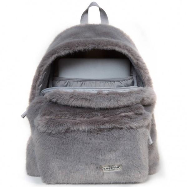 Eastpak Ek620 Grey FurEbay Sac Dos Fourrure Uni À Gris 5j34SAcLRq