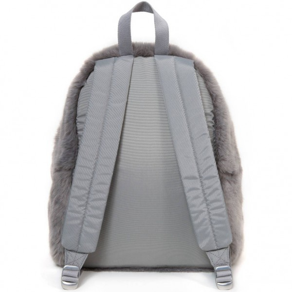 755e79b07 SAC À DOS Eastpak uni gris fourrure EK620 Grey Fur