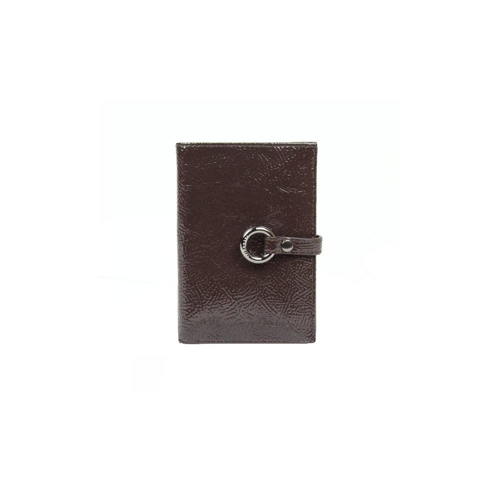 Porte monnaie verni Seqoia S10-001 SEQUOIA - 1