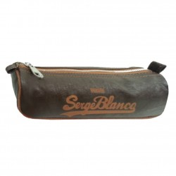 Trousse Serge Blanco marron EIG42012 simple SERGE BLANCO - 1