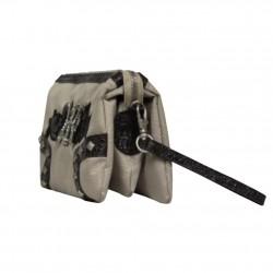 Petit sac à main pochette poignée DDP Toile DDP - 3