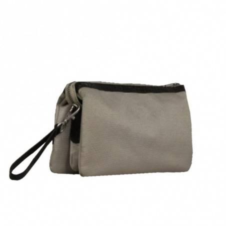 Petit sac à main pochette poignée DDP Toile DDP - 4
