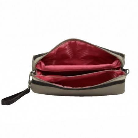 Petit sac à main pochette poignée DDP Toile DDP - 2